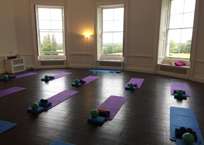 Oxon Hoath Pilates Retreat studio